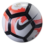 Nike Skills Ciento Ball (White/Total Crimson)