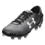 Under Armour Team Clutchfit Force FG (Black/Met Silver)