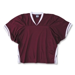 Warrior Youth Clutch Jersey (Maroon/Wht)