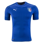 Italy 2016 Authentic Home Soccer Jersey