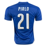 Italy 2016 PIRLO Home Soccer Jersey