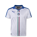 Italy 15/16 Youth Away Soccer Jersey