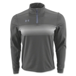 Under Armour Qualifier Novelty 1/4 Zip Jacket (Dk Gray)
