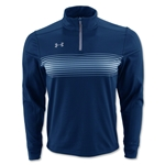 Under Armour Qualifier Novelty 1/4 Zip Jacket (Navy)