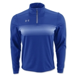 Under Armour Qualifier Novelty 1/4 Zip Jacket (Royal Blue)