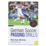 German Soccer Passing Drills Book