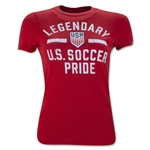 USA Girls Legendary T-Shirt