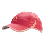 adidas Women's adiZero II Relaxed Cap (Neon Orange)