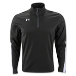 Under Armour Qualifier 1/4 Zip Training Top (Black)