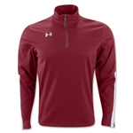 Under Armour Qualifier 1/4 Zip Training Top (Cardinal)