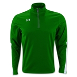 Under Armour Qualifier 1/4 Zip Training Top (Green)