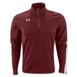 Under Armour Qualifier 1/4 Zip Training Top (Maroon)
