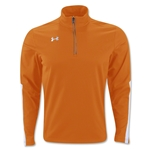 Under Armour Qualifier 1/4 Zip Training Top (Orange)