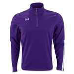 Under Armour Qualifier 1/4 Zip Training Top (Purple)