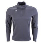 Under Armour Qualifier 1/4 Zip Training Top (Gray)