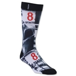 adidas Neo Sublimated Surf Collage Single Crew Sock