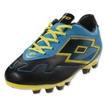 Lotto Zhero Gravity VI 700 TX Junior (black/fluo blue)
