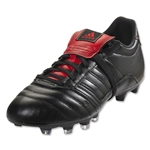 adidas Gloro FG (Black/Vivid Red/Metallic Gold)