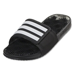 adidas adissage 2.0 Sandal (Black/White)