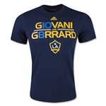 LA Galaxy Dos Players T-Shirt