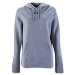 Under Armour Women's Team Rival Fleece Hoody (Gray)