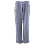 Under Armour Women's Team Rival Fleece Pant (Gray)