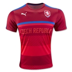 Czech Republic 2016 Training Jersey
