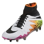 Nike Hypervenom Phantom II FG (White/Total Orange)