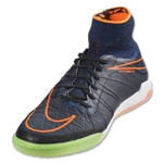 Nike Hypervenom X Proximo IC (Black/Total Orange)