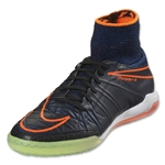 Nike Hypervenom Hypervenom Proximo IC Junior (Black/Total Orange)