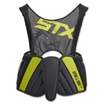 STX Stallion 100 Rib Pads (Black)