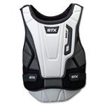 STX Shield 500 Goalie Chest Protector (White)