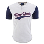New York Red Bulls Originals Henley T-Shirt