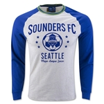 Seattle Sounders LS Originals Crew Shirt