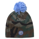 New York City FC Knit Pom Beanie