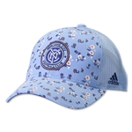 New York City FC Womens Trucker Cap