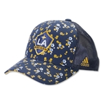 LA Galaxy Women's Trucker Cap