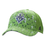 Seattle Sounders Womens Trucker Cap
