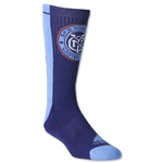 New York City FC Sock