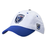 San Jose Earthquakes Logo Cap