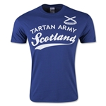 Scotland Banner T-Shirt (Blue)