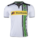 Borussia Monchengladbach 15/16 Authentic Home Soccer Jersey