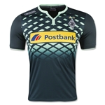 Borussia Monchengladbach 15/16 Authentic Away Soccer Jersey