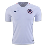 Chile 2016 Away Soccer Jersey
