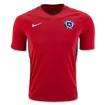 Chile 2016 Home Soccer Jersey