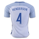 England 2016 HENDERSON Home Soccer Jersey