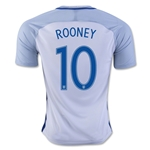 England 2016 ROONEY Home Soccer Jersey