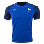 France 2016 Home Soccer Jersey