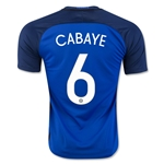 France 2016 CABAYE Home Soccer Jersey