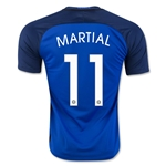 France 2016 MARTIAL Home Soccer Jersey